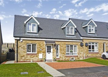 Thumbnail 3 bed semi-detached house for sale in Argyll Drive, Stewarton