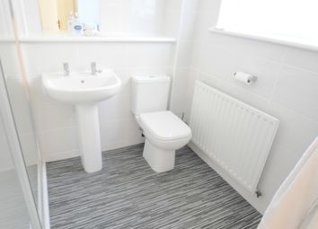 Thumbnail 2 bed flat for sale in Gullane Drive, Hull