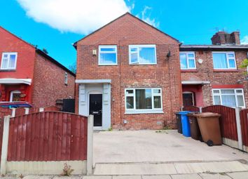 Thumbnail 3 bed end terrace house for sale in Verdun Road, Eccles, Manchester