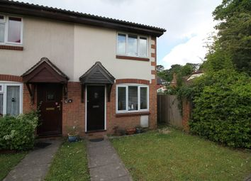 Thumbnail 2 bed end terrace house to rent in Hollybrook Gardens, Locks Heath, Southampton