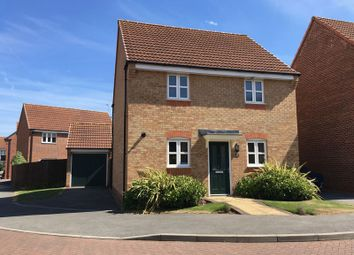 Thumbnail 3 bed property for sale in Octavian Crescent, North Hykeham, Lincoln