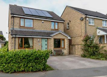 Thumbnail 4 bed detached house for sale in Bradshaw View, Queensbury, Bradford