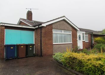 Thumbnail 2 bed bungalow for sale in Hauxley Drive, Red House Farm, Newcastle Upon Tyne