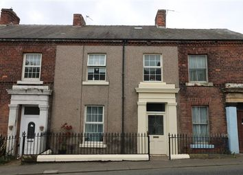Thumbnail 4 bed terraced house for sale in Eden Place, Carlisle, Cumbria