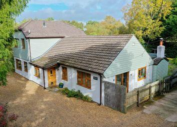 Thumbnail 5 bed detached house for sale in Grange Road, St Leonards, Ringwood