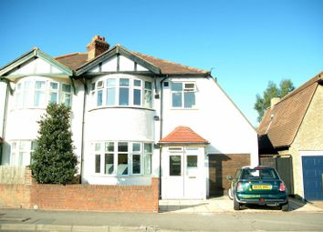 Thumbnail 4 bed property to rent in Hook Rise North, Surbiton