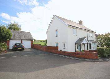 Thumbnail 4 bed detached house for sale in Pickpurse Lane, Stogumber, Taunton