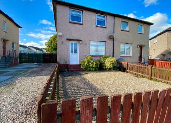 Thumbnail 2 bed semi-detached house for sale in 30 Bankhead Crescent, Dennyloanhead