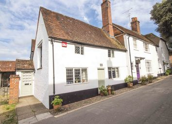 Thumbnail 2 bed end terrace house for sale in Church Street, Odiham, Hook