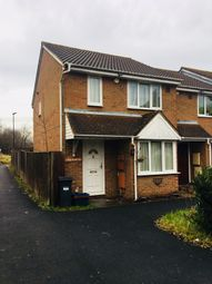 Thumbnail 3 bed semi-detached house for sale in Wraysbury Road, Hounslow, Middlesex