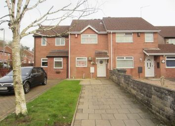 Thumbnail 2 bed terraced house to rent in Lauriston Park, Caerau, Cardiff