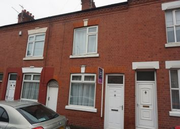 Thumbnail 2 bed terraced house for sale in Bonchurch Street, Leicester