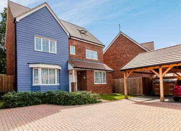 Thumbnail 5 bed detached house for sale in Harrison Avenue, Longfield
