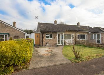 Thumbnail 2 bedroom semi-detached bungalow for sale in Bridge Close, Great Shelford, Cambridge