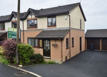 Thumbnail 3 bed semi-detached house for sale in The Meadows, Oswaldtwistle, Accrington