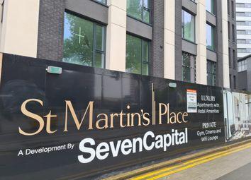 Broad Street, Birmingham B15. 2 bed flat for sale
