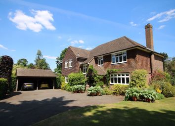 Thumbnail 5 bed detached house for sale in Reigate Road, Leatherhead