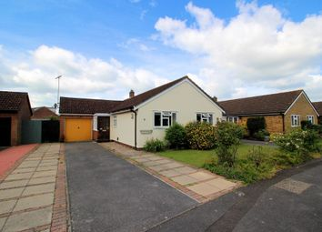 Thumbnail 3 bed detached bungalow for sale in Dene Close, Sarisbury Green, Southampton