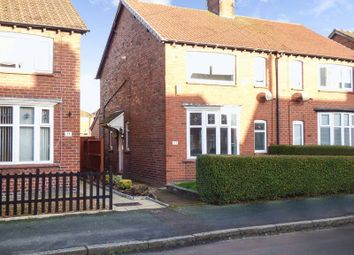 Thumbnail 3 bed semi-detached house for sale in Neville Street, Crewe