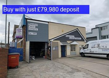 Light industrial for sale in Thornes Lane, Wakefield WF1