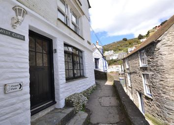 Thumbnail 1 bed maisonette for sale in Quay Road, Polperro, Looe, Cornwall