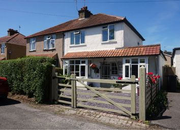 Thumbnail 3 bed semi-detached house for sale in Hag Hill Lane, Maidenhead