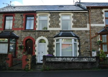 Thumbnail 2 bed terraced house for sale in Poplar Terrace, Pontnewynydd, Pontypool