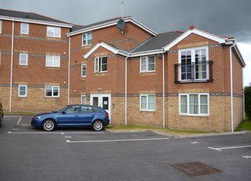 Thumbnail 2 bed flat to rent in Carlton Court, Carlton, Barnsley