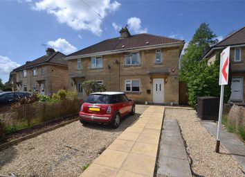 Thumbnail 3 bedroom semi-detached house for sale in Odins Road, Bath, Somerset
