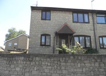 Thumbnail 2 bed flat to rent in Knights Court, Keyford, Frome