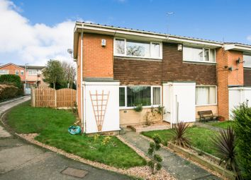 Thumbnail 2 bed terraced house for sale in Radbourne Common, Dronfield Woodhouse, Derbyshire