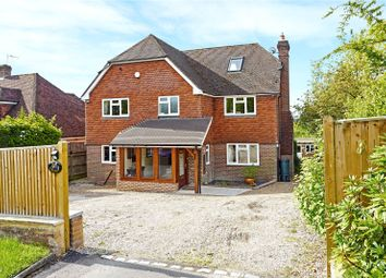 Thumbnail 5 bed detached house for sale in Forest Way, Tunbridge Wells, Kent