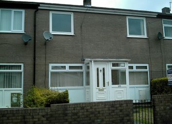 Thumbnail 2 bed terraced house to rent in Caer Gwerlas, Tonyrefail