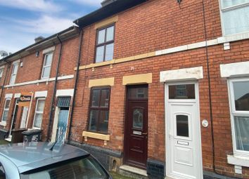 Wild Street, Derby DE1. 2 bed terraced house for sale