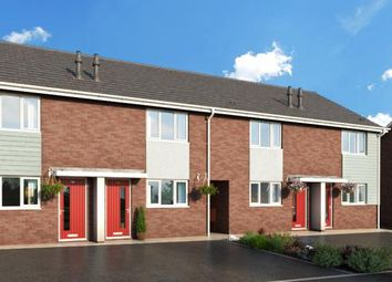 "Thumbnail 3 bed property for sale in ""The Laurel At Meadow View, Shirebrook"" at Brook Park East Road, Shirebrook, Mansfield"