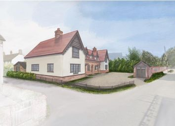 Thumbnail 4 bed semi-detached house for sale in Ashen Lane, Stoke By Clare, Sudbury