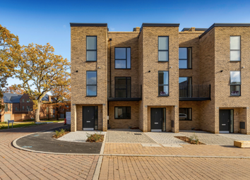 Thumbnail 4 bed terraced house for sale in Henry Darlot Drive, Millbrook Park, Mill Hill, London