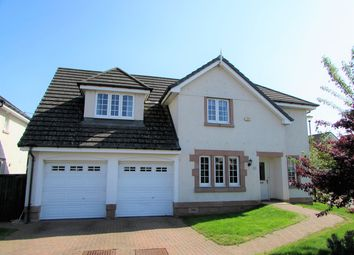 Thumbnail 4 bed detached house for sale in Wedderburn Road, Dunblane
