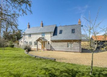 Thumbnail 4 bed detached house for sale in Riseley Road, Keysoe, Bedford, Bedfordshire