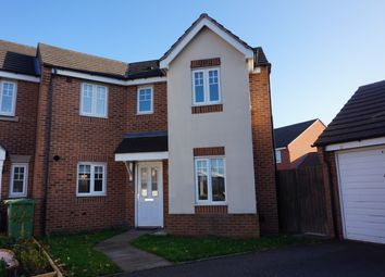 Thumbnail 3 bed semi-detached house for sale in Southwick Drive, Tamworth