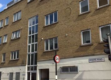 Thumbnail 2 bed flat to rent in Hendre Road, London