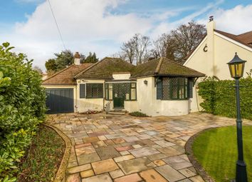 Thumbnail 2 bed bungalow for sale in Warren Road, Banstead