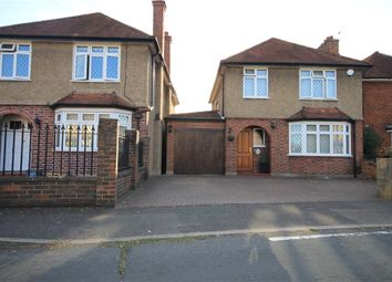 Thumbnail 3 bed detached house for sale in Firfield Road, Addlestone, Surrey
