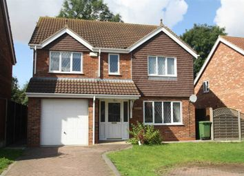 Thumbnail 4 bed detached house to rent in Fields End, Ulceby