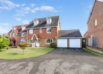 Randle Way, Bapchild, Sittingbourne ME9. 5 bed detached house for sale