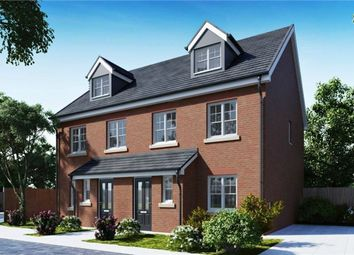 Thumbnail 4 bed semi-detached house for sale in Vicarage Gardens, Platt Bridge, Wigan