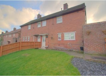 Thumbnail 3 bed semi-detached house to rent in Hoskins Road, Stoke-On-Trent