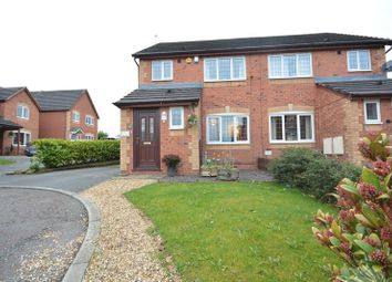 Thumbnail 3 bed semi-detached house for sale in Hesketh Court, Great Harwood, Blackburn