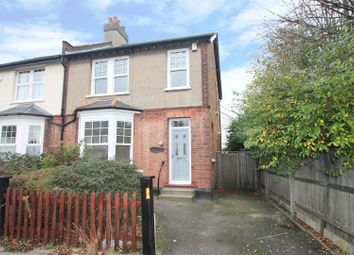 Thumbnail 3 bedroom semi-detached house for sale in Barrowell Green, Winchmore Hill, London
