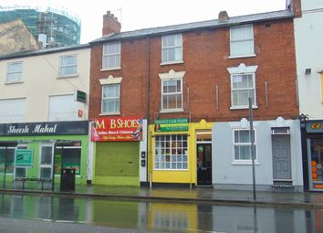 Thumbnail 2 bed terraced house for sale in Alfreton Road, Nottingham